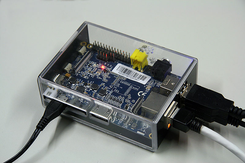 BananaPi as rotor proxy